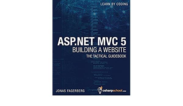 ASP.NET MVC 5 - Building a Website with Visual Studio 2015 and C ...