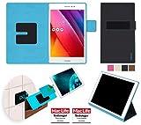 reboon Hülle für Asus ZenPad S 8.0 Z580CA Tasche Cover Case Bumper | in Schwarz | Testsieger