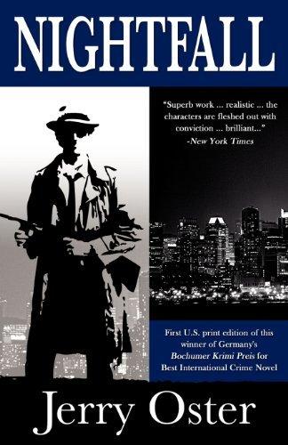 Nightfall: The Prize Winning Mystery Novel by Jerry Oster (2011-12-01)