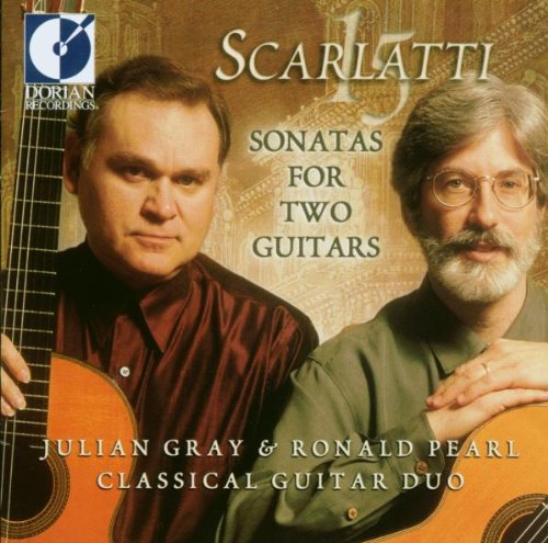 Scarlatti Gitarrenson.