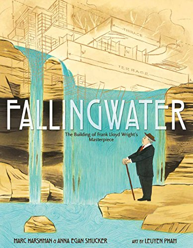 Fallingwater: The Building of Frank Lloyd Wright's Masterpiece (English Edition)