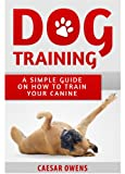 Dog Training: A Simple Guide On How To Train Your Canine (Dog Insider Series Book 1)