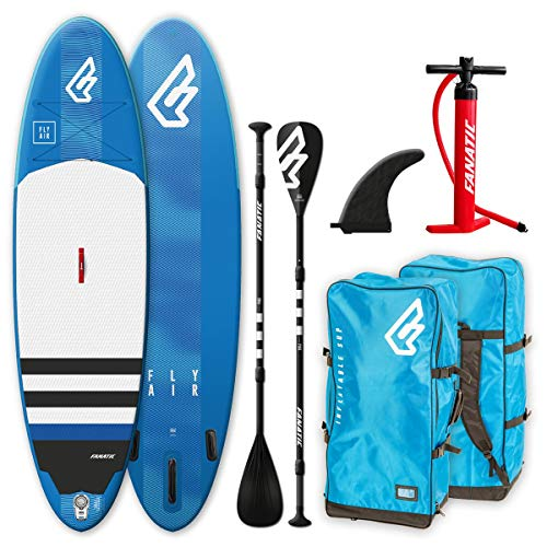 Fanatic Fly Air Inflatable 9.8 SUP isup Stand up Paddle… | 04211058230578