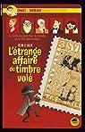 Les enquêtes d'Ernest et de Sherlock, Tome 1 - L'étrange affaire du timbre volé par Le Gallo