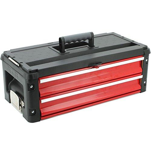 Werkzeugkasten mit 2 Schubladen