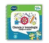 VTech - Libro aprende Ciencia y Tecnología Stem-MagiBook (80-480922)