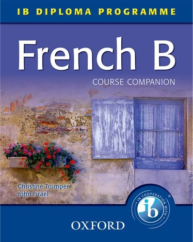 french terms for ib sl french b Yes please lcc the annoying thing about french b is that they can ask you a question on any topic, so, revising useful vocabulary on any one particular topic is not much use as its unlikely to come up.