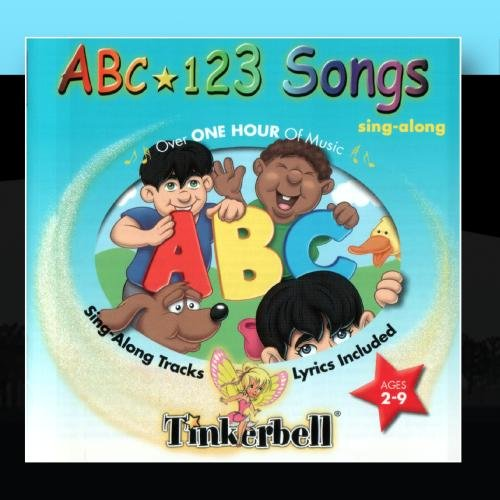 ABC 123 Songs Sing-Along