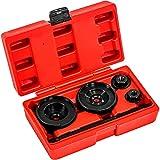 TecTake Hinterachslager Werkzeug Set Presswerkzeug Einpresswerkzeug Hinterachse
