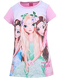 Filles Top Model Shirt, rose