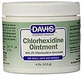 Davis 2% Chlorhexidin Salbe, 4oz