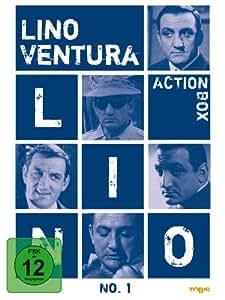 Lino Ventura No. 1 - Action Box (3 DVDs)