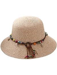 Hulday Gorros Boda para Pluma Sombreros Malla Mujer Y Velo Cóctel Estilo  Simple Clip De Pelo Sombrero Sombrero… 907f78f7d3a
