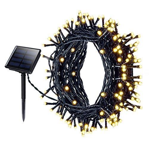 22-Meter-200-LED-Mpow-Solar-Lichterketten-8-Modi-wasserdichte-Outdoor-Beleuchtung-Weihnachtsbeleuchtung-Solarbetriebene-Lichterketten-Sternenlicht-fr-Garten-Terrasse-Garten-Haus-Weihnachtsbaum-Feste-H