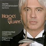 Opera Arias (Baritone): Hvorostovsky, Dmitri - Borodin, A.P. / Mussorgsky, M.P. / Rubinstein, A. / Wagner, R. / Giordano, U. / Verdi, G.