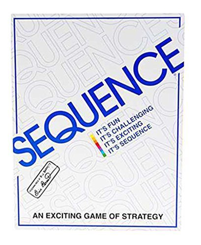 Tickles Sequence Card Game 7 Years Plus