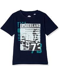 Timberland Boy's manches courtes T-Shirt