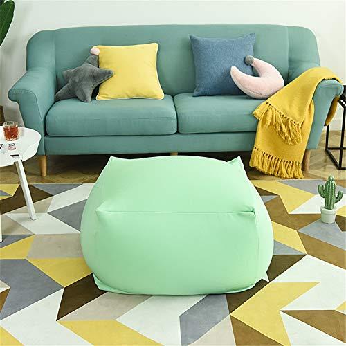 XUE Sofa-Sack, Schlafzimmer-Fabric Light Luxury Luxus Luxus Sofa Ultra Soft Bean Bags Stühle für...