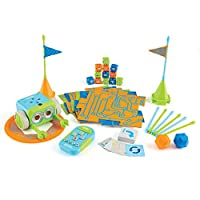 Botley the Coding Robot Activity Set, EYFS & KS1 Scientific Investigation, STEM Play, Exploring & Using Technology, ideal for indoor play, suitable for Schools, Nurseries or Home, eex-stem