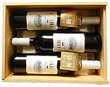 6 x Entresierras Algairen Tempranillo 2015 Bodegas Pablo 88-90 PP in Holzkiste im Vorteilspack, trockener spanischer Rotwein aus der DO Carinena