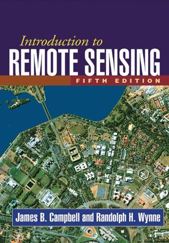 Introduction to Remote Sensing, Fifth Edition (English Edition)