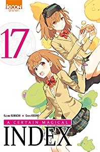 A Certain Magical Index Edition simple Tome 17