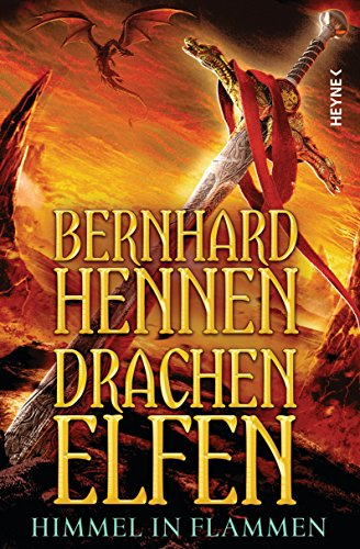 Buchseite und Rezensionen zu 'Drachenelfen - Himmel in Flammen: Drachenelfen Band 5 - Roman' von Bernhard Hennen