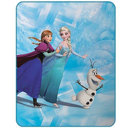 Disney frozen snow coperta in pile coperta 100x 150cm