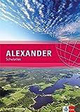 ALEXANDER Schulatlas für Baden-Württemberg