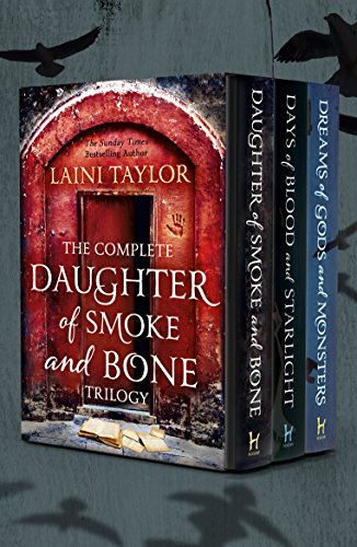 The Complete Daughter of Smoke and Bone Trilogy (English Edition) por Laini Taylor