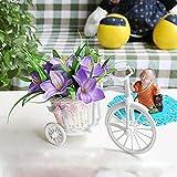 LWBAN-Flower Dekorative Blumen künstliche Blume Dekoration Lucky Feng Shui Deko Flowers (Sehr Viel Farbe) Home Kreative Dekorationen Büro, 34