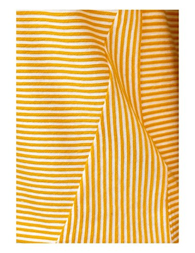 Cecil Damen Langarmshirt Gelb (Golden Lemonade 21197)
