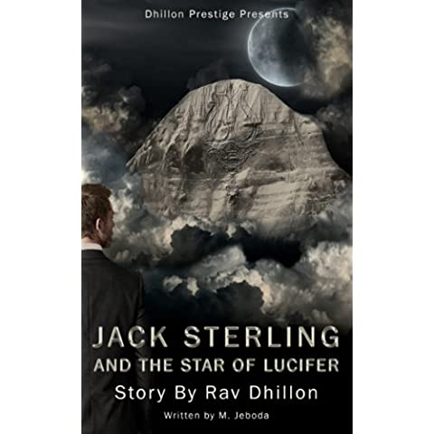 Jack Sterling And The Star Of Lucifer (English Edition)