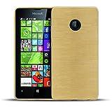 Microsoft Lumia 532 Silikon Hülle, Conie Mobile Brushed