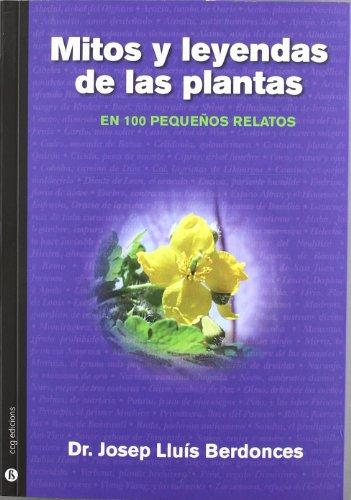 Mitos y leyendas de las plantas por Josep Lluis Berdonces