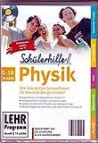 Schülerhilfe! Physik, 5.-13. Klasse: Die interaktive Lernsoftware für bessere Zeugnisnoten!