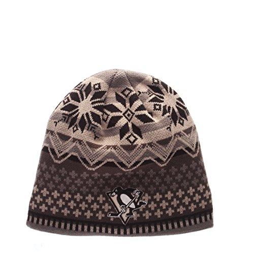 Zephyr NHL PITTSBURGH PENGUINS Oslo Knit (Wintermütze)