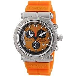 Formex 4 Speed Men's Quartz Watch DS2000 20004.3161 with Rubber Strap