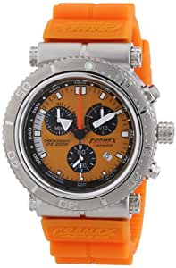 Formex 4 Speed Herren-Armbanduhr XL DS2000 Chronograph Quarz Silikon 20004.3161