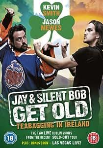 Jay & Silent Bob Get Old: Teabagging in Ireland [DVD]