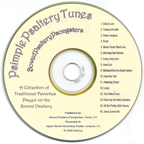 Psimple Psaltery Tunes
