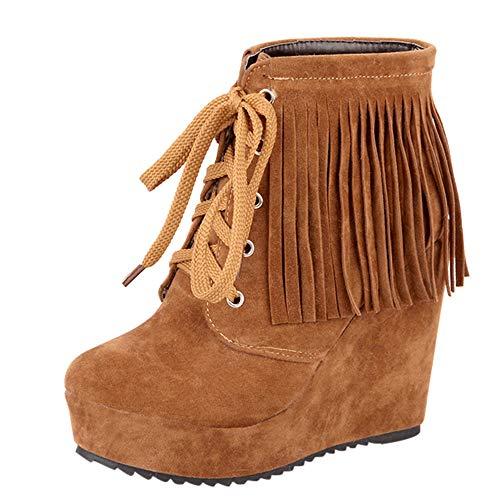 ALIKEEY Zapatos De Vestir Wide De Mujer Zapatos De Baile...