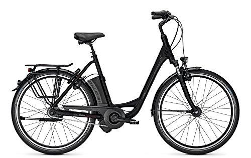 RALEIGH E-Bike Dover Impulse R XXL 8G 17 AH 28 Zoll Wave Rücktritt in blackmatt, Rahmenhöhen:50, Farben:blackmatt