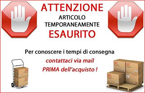Stiliac sedia dondolino sdraio basculante tortora made in italy fer 319485