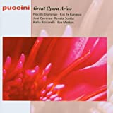 Puccini: Great Opera Arias -
