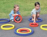 Best Outdoor Toys For Boys - GoAppuGo Amazing 9 Giant Rings Learning Toys Review