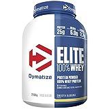 Die besten Dymatize Protein Shakes - Dymatize Elite 100% Whey Protein – Premium Proteinpulver Bewertungen