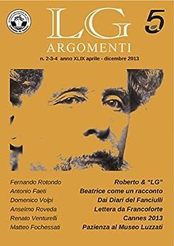 Descargar Bit Torrent Lg Argomenti n.2-3-4 2013 Leer PDF