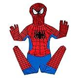 Lightsalt Venom Spider - Man Traje de Cosplay Familia acorde con los Disfraces de Hallowe