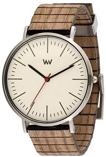 Reloj WeWood 70347033 Marron Acero Unisex
